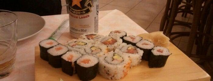 Tomi Sushi is one of Posti che sono piaciuti a Luca.