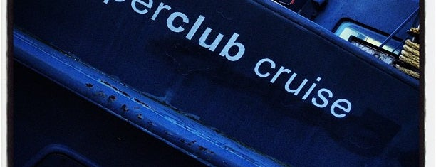 Supperclub Cruise is one of Amsterdam, best of..