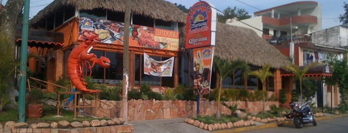 Mariscos Boca del Rio is one of Dalithさんのお気に入りスポット.