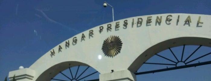 Hangar Presidencial is one of Por Hacer.