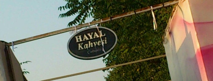Hayal Kahvesi is one of Top50 Reasons to Live on Asian Side of Istanbul.