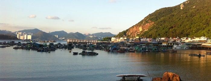 Sok Kwu Wan (Picnic Bay) 索罟灣 is one of Meri 님이 좋아한 장소.