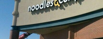 Noodles & Company is one of Orte, die Hob gefallen.