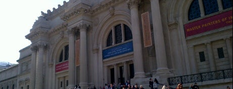 The Metropolitan Museum of Art is one of Museus.