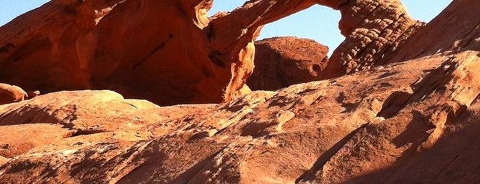 Valley of Fire State Park is one of Viva Las Vegas.