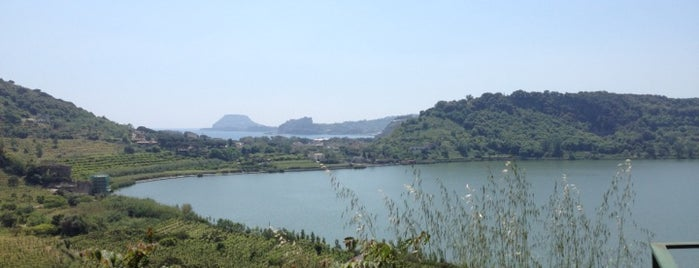 Lago d'Averno is one of Places I've visited.