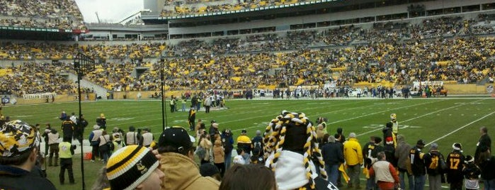 Heinz Field is one of A Yinzers guide to Pittsburgh #AWSC.