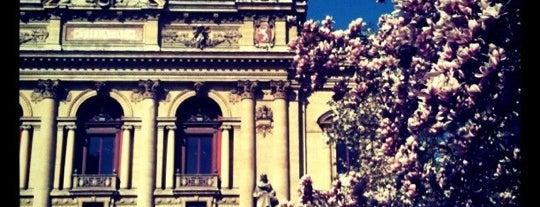 Théâtre des Célestins is one of Lyon monuments / parcs.