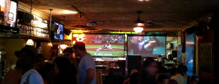 Village Pourhouse is one of Sports bar that don't suck.