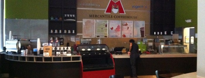 Mercantile Coffeehouse is one of To do Dallas.