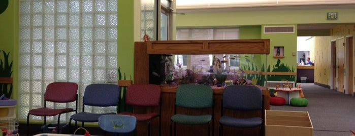 Childrens Medical Center is one of Regular checkins.
