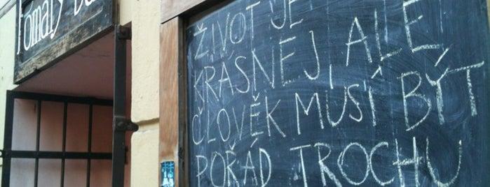Pomalý bar is one of BRNO.