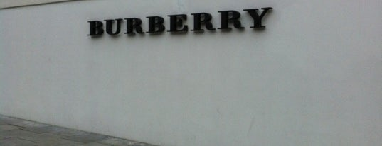 Burberry Outlet is one of 1001 reasons to <3 London.