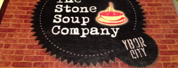 The Stone Soup Company is one of Brunch Tampa Bay.