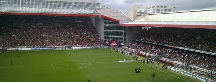Fritz-Walter-Stadion is one of Soccer Stadiums.