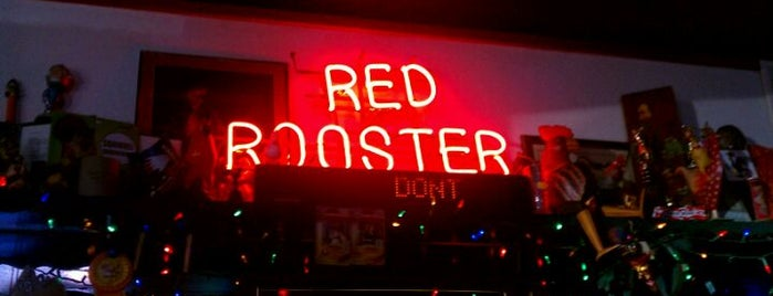Red Rooster is one of Places To Go / Things To Do.