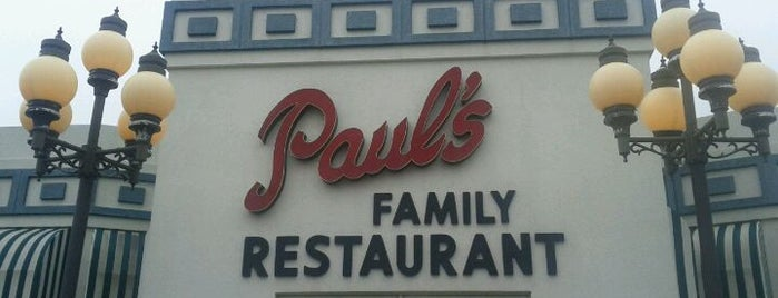 Paul's Family Restaurant is one of Guide to Chicagoland's best spots.