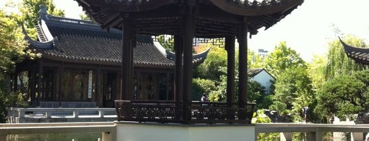 Lan Su Chinese Garden is one of Portland!.
