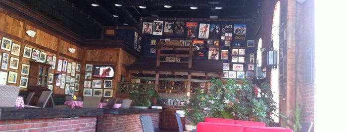 Rio Cafe is one of Egypt Best Cafés.