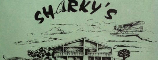 Sharky's Restaurant & Marina is one of ocean isle.