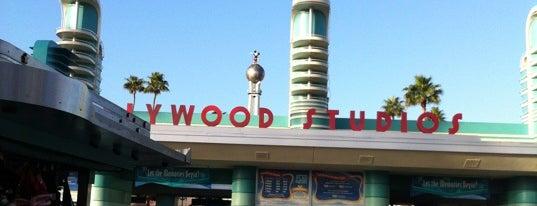 Disney's Hollywood Studios is one of Lugares favoritos de Héctor.