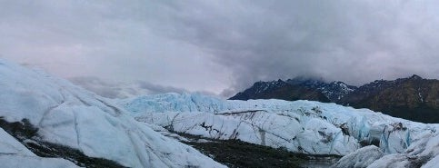 Matanuska Glacier is one of The Amazing Race 01 map.