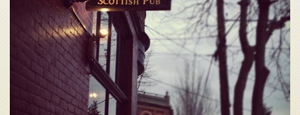 Macleod's Scottish Pub is one of Seattle Thrillest.