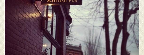 Macleod's Scottish Pub is one of Danny : понравившиеся места.