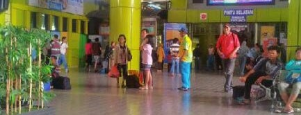 Stasiun Gambir is one of JAKARTA.