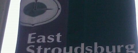 East Stroudsburg, PA is one of Lugares favoritos de obLIViousM00d300.