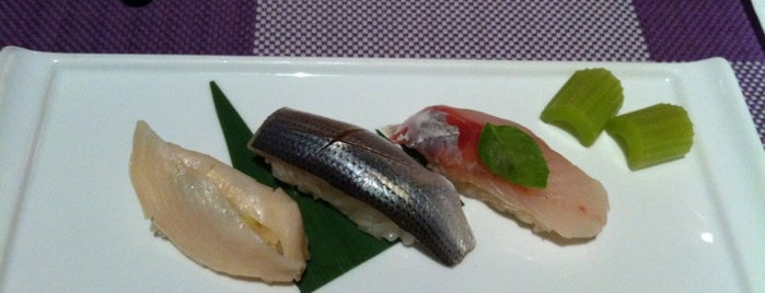 Sushi Taro is one of Favorite Washington, DC Restaurants.