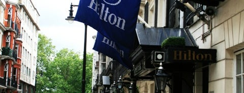 Hilton London Green Park is one of Travel Tips.