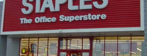 Staples is one of Dominique 님이 좋아한 장소.
