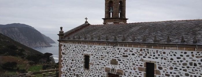 San Andrés de Teixido is one of สถานที่ที่บันทึกไว้ของ jose.