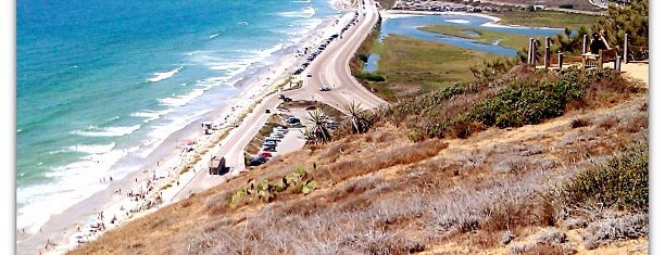 Torrey Pines State Natural Reserve is one of SD.