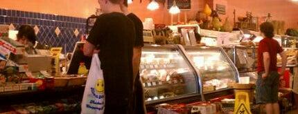 Citi Marketplace is one of Favorite Vegan/Vegan Friendly Spots.