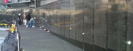 The Dignity Memorial Vietnam Wall is one of New York Museums.