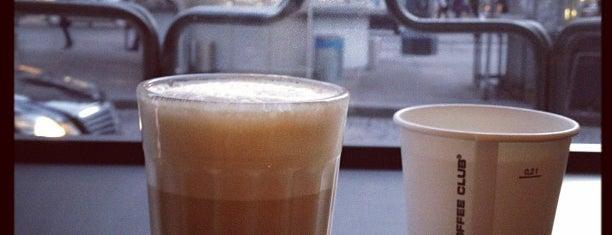 Prince Coffee Club is one of Kaffeehäuser - New Generation.