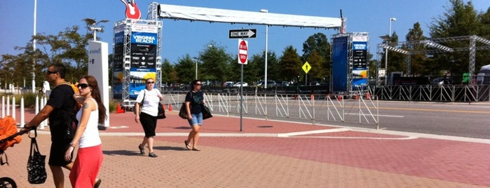 Rock 'n' Roll Virginia Beach Half Marathon Expo is one of Ed's Saved Places.