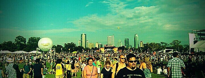 Austin City Limits Music Festival is one of Music Arts & Culture.