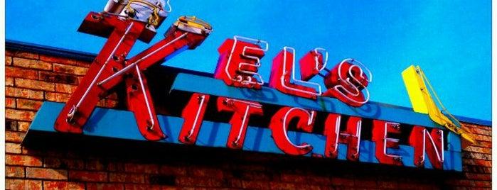 Kel's Kitchen is one of Locais salvos de Kat.