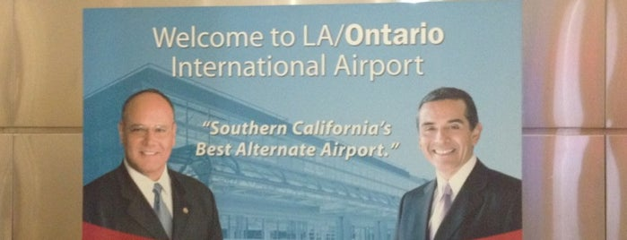 Aeropuerto Internacional Ontario (ONT) is one of DC Millionaire Society.