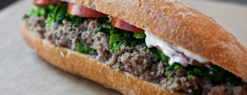 City Sandwich is one of NY fooood.