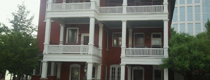 Margaret Mitchell House is one of Gone With the Wind.