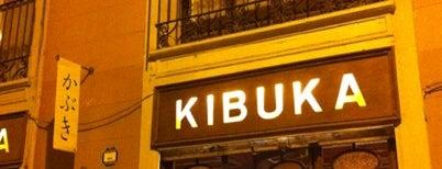 Kibuka is one of Blog de Barcelona: los mejores sitios!.