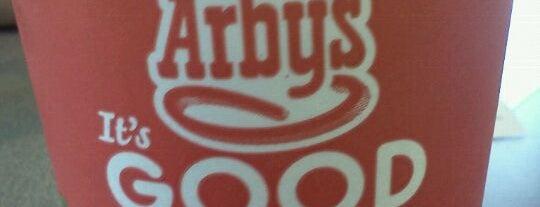 Arby's is one of Locais curtidos por Jason.