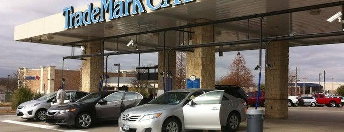 TradeMark Car Wash is one of Lugares favoritos de David.