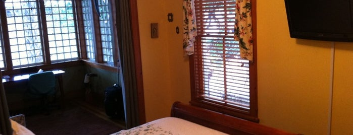 Sweetwater Branch Inn Bed And Breakfast is one of Best Places to Check out in United States Pt 1.