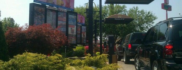 McDonald's is one of McDonalds across the world!.