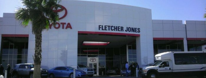 David Wilson's Toyota of Las Vegas is one of Thomas's Liked Places.